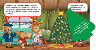Simons Cat Christmas Tree by Merry Christmas Daniel Tiger A Lift The Flap Book Daniel