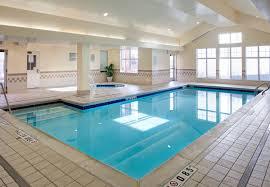 In Door Pool by Indoor Pool U0026 Whirlpool Residence Inn Whitby