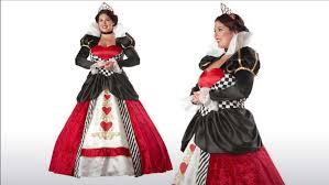 Red Queen Halloween Costume Size Queen Hearts Costume