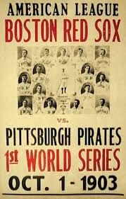 First World Series Poster