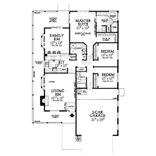 farmhouse style house plan 3 beds 2 baths 1646 sq ft plan 72