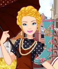 Barbie Dancing With the Stars Dress Up Games