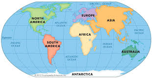 Latin America Map Labeled by Geography Copy Of South America Lessons Tes Teach Latin America