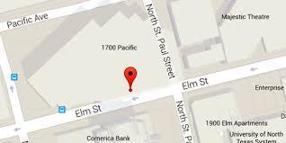 Google Map Dallas by Dallas