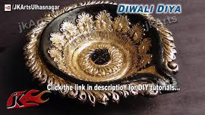 diwali diya color and decoration ideas jk craft ideas 056 youtube