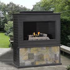 Patio Furniture Lowes Canada - outdoor fireplaces patio fireplaces lowe u0027s canada
