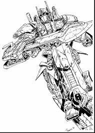 outstanding transformers printable coloring pages with optimus