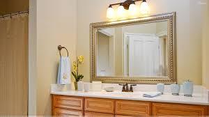 Diy Ideas For Bathroom by Bathroom Mirror Frame Ideas 121 Cool Ideas For Best Ideas About