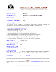 physical therapist assistant resume examples preschool assistant teacher resume examples google search preschool assistant teacher resume examples google search