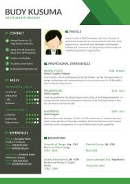 Resume Template        Ideas About Free Creative Templates On     Graphic Design Junction resume