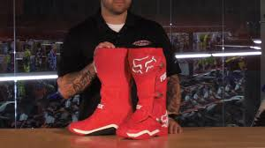 motocross boot straps fox racing comp 8 motocross boots review youtube