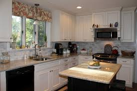 Off White Kitchen Cabinets With Black Countertops Kitchen Cabinet Zippy White Cabinet Kitchen 6 Reasons White