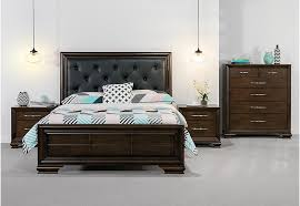 Clouds  Piece Queen Tall Chest Suite Super Amart Bedroom - Super amart bedroom packages