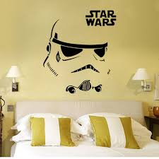 Star Wars Kids Rooms by D001 Star Wars Wall Stickers For Kids Room Decor Vinyl Wall Decal