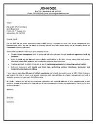 Sample Cover Letter with Gaps in Employment   management consulting resume Pinterest
