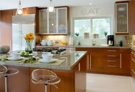 ideas for cabin kitchen design tile floor warm home design