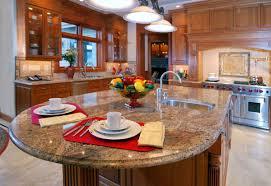 100 glass top kitchen island unusual kitchens designs