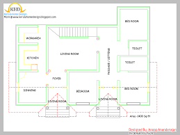 kerala home design and floor plans single floor house plan and