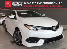new 2017 toyota corolla im from toyota northwest edmonton in