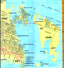 Boca Grande Florida Map by History Of No Name Key