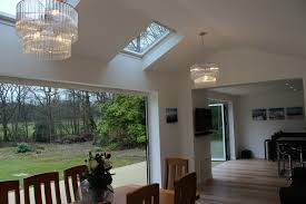 Kitchen Conservatory Designs by Kitchen Diner Extension Ideas