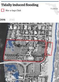 Palm Island Florida Map by The Seas Are Rising Around Donald Trump U2013 Mother Jones