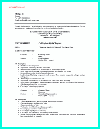 Civil Engineer Technologist Resume Templates There Are So Many Civil Engineering Resume Samples You Can