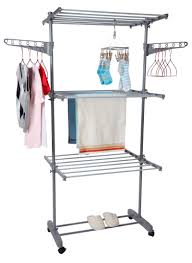 folding clothes drying rack u2014 modern home interiors build a wood