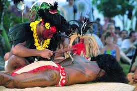 Vacation Packages: A Glimpse of Hawaiian Tattoo Culture