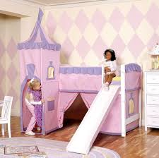 Double Bed For Girls by Bedroom Inspiring Double White Bunk Bed For Kids Featuring Navy