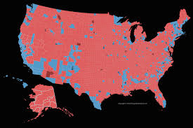 State Map United States by Live Map United States 2016 Presidential Election Voters Party By