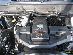 Dodge Ram Cummins Mega Cab - 2007 dodge ram 2500 slt mega cab 4x4 6 7l cummins turbo diesel ohv
