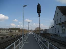 Löcknitz railway station