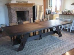 Large Dining Room Tables Seats  Foter - Large dining rooms