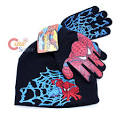 spiderman gloves