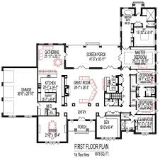6000 sq ft craftsman house plans house plans