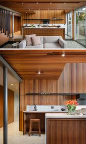 Modern Kitchen Cabinets Seattle This House For A Bachelor Sits On The Waterfront In Seattle