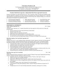 Cover Letter  Freelance Real Estate Traditional Resume Example With Key Qualifications In Relationship Management And