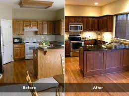 Diy Kitchen Cabinet Refacing Diy Kitchen Cabinets Before And After 10 Diy Kitchen Cabinet