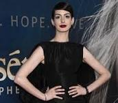 The Dark Knight Rises actress Anne Hathaway without underwear is becoming
