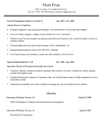 What Resume Are In The Military   Sales   Military   Lewesmr