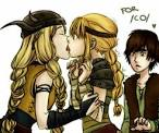 Image 438712: Astrid_Hofferson Hiccup How_to_Train_Your_Dragon