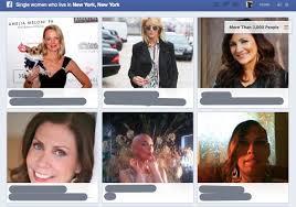 single women graph search new york grid view