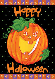 free halloween images amazon com toland happy halloween decorative pumpkin holiday