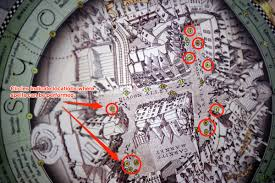 Orlando Universal Studios Map by Harry Potter Interactive Wand Review Business Insider