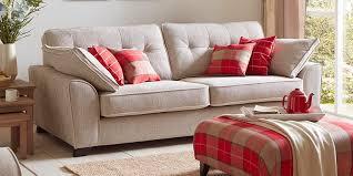 Delighful Fabric Sofas Sofa From West Elm Inside Ideas - Fabric sofa designs