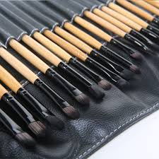 32pcs makeup brushes professional cosmetic make up brush set kit