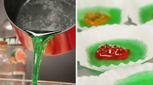 alcoholic gummy bear jello shots youtube