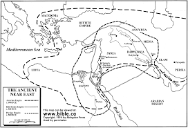 Exodus Route Map by Exodus