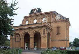 Gare d'Anhalt
